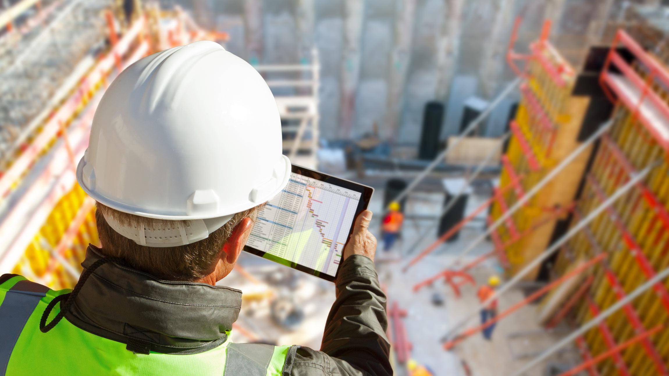 Rakennusteollisuuden insinööritehtävät, projektinjohtotehtävät ja työnjohtotehtävät