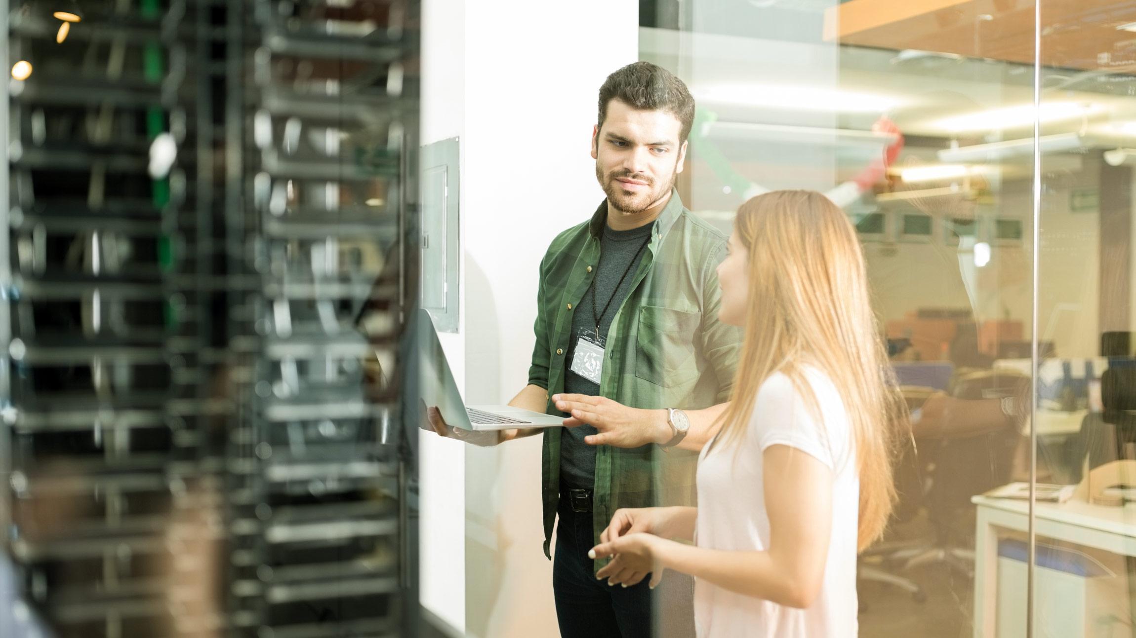 Toimivien, nopeiden ja joustavien datapalveluiden kattavat ylläpitopalvelut