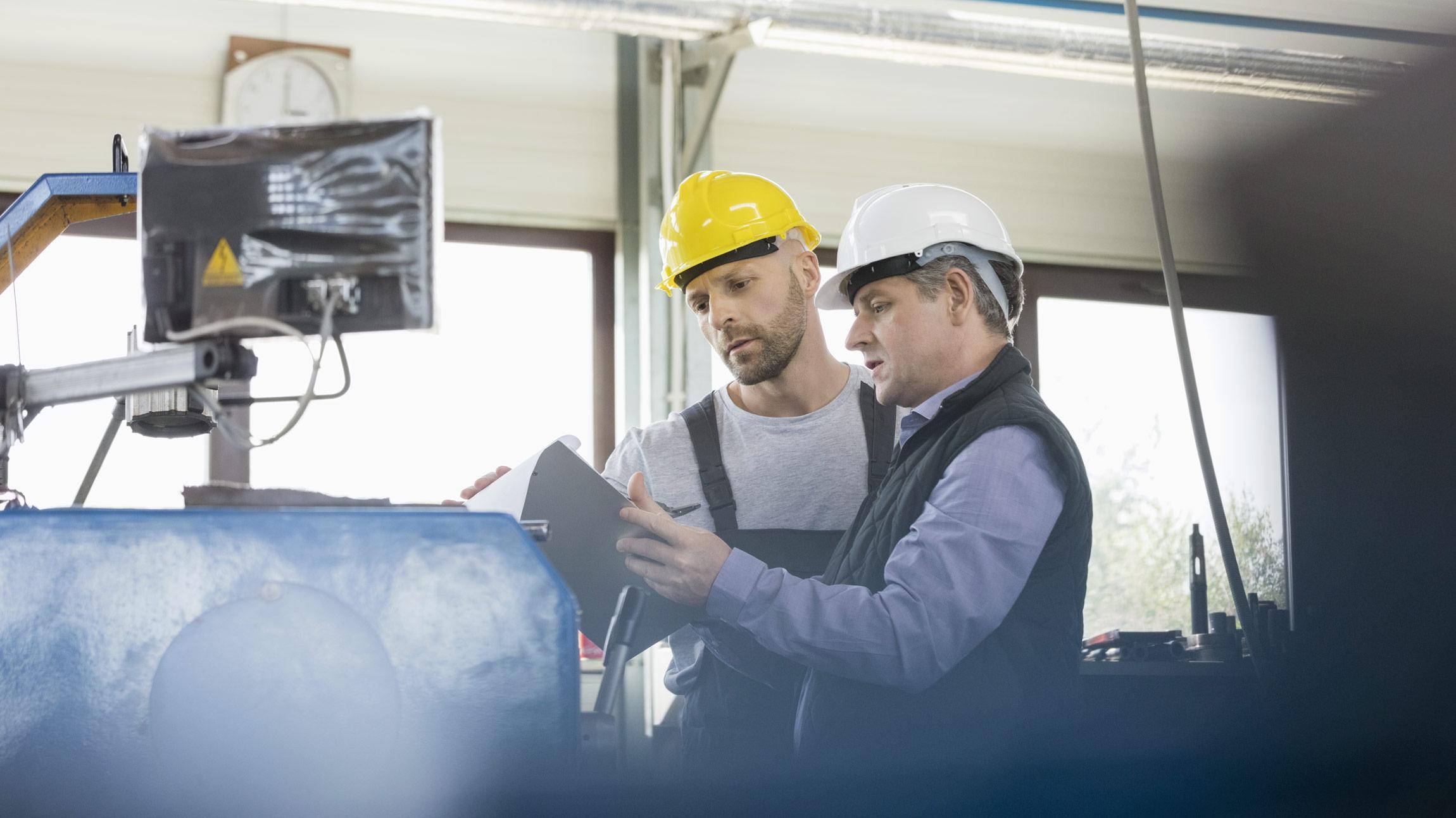 Teollisuuden käyttöpalvelut ja kunnossapitopalvelut