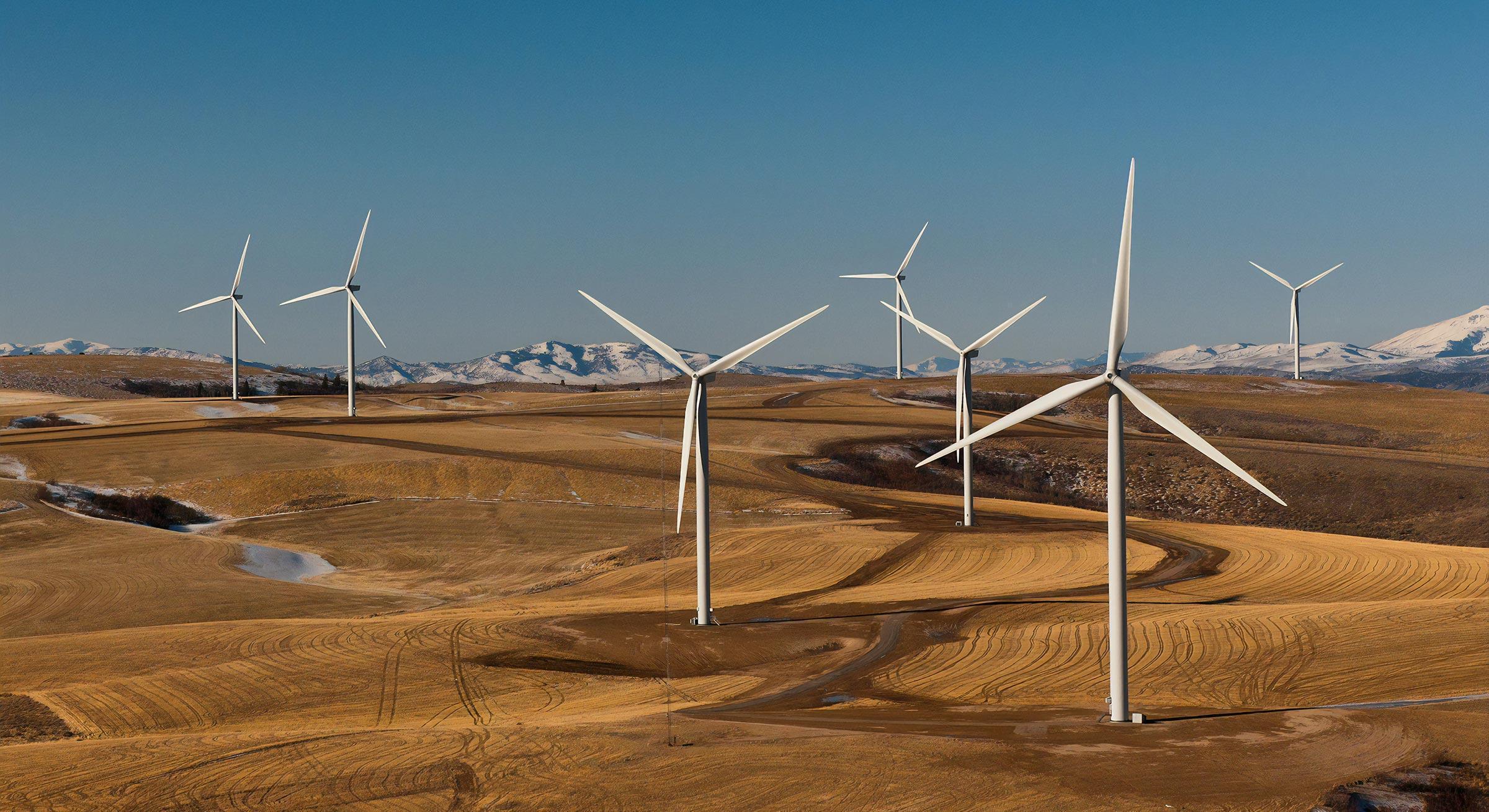 Enersense tuulivoimapuisto